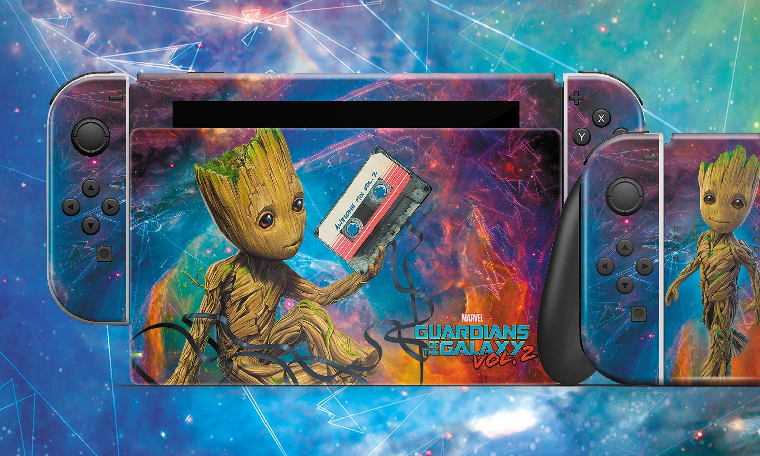 Marvel I am Groot Nintendo Switch